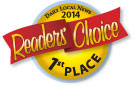 PrimoHoagies Awards 2014 - Local Readers Choice
